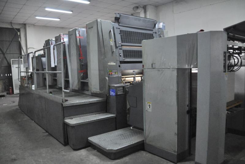 万博matext注册印务进口先进印刷机