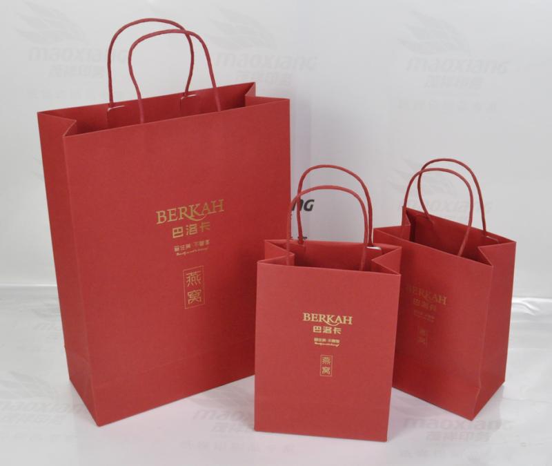 重庆燕窝手提袋包装袋定制制作